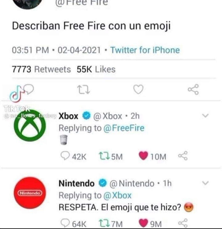 Free fire es una mierda - meme