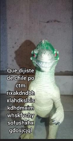 Porfavor aceptenlo pd:chileptilianos - meme