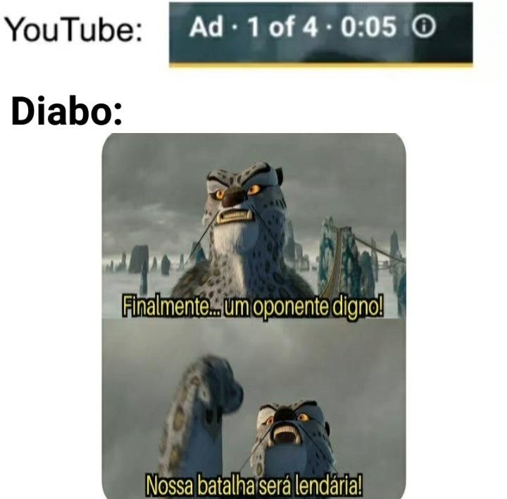 ISSO NAO É POSSIVEL!!! - meme
