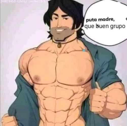 LA TENGO RE GRANDEEEEEEEEEEEEEEEE - meme