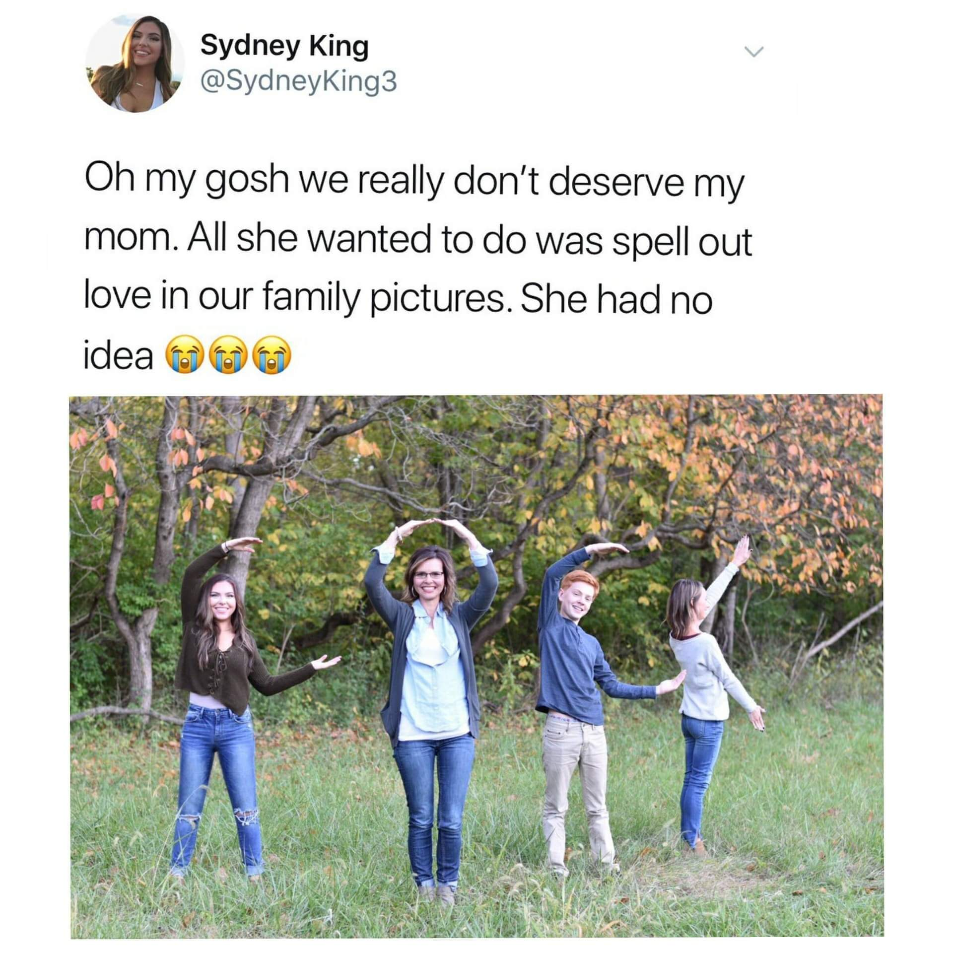 Some moms we dont deserve - meme