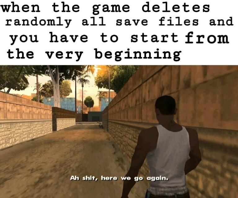 Happend to me - meme