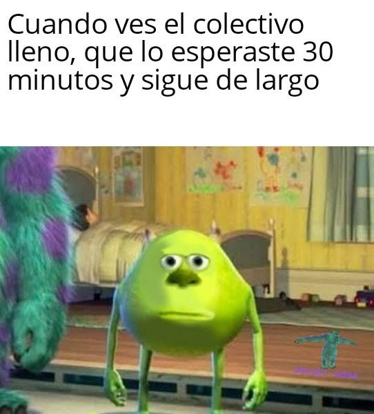 Es lo peor - meme