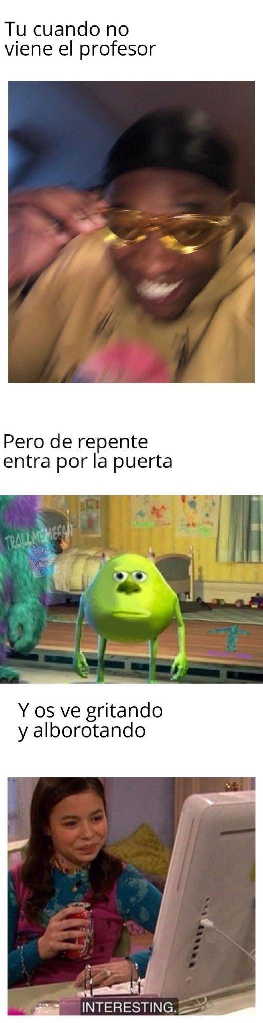 Cadena parte 1 - meme