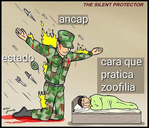 Anarcofeudalismo - meme