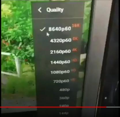 Ultra HD 16K - meme