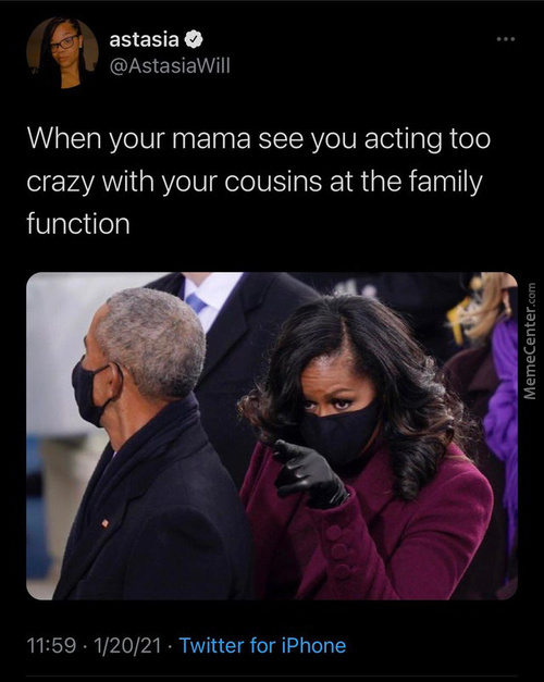 My Mom Never Did This. Just Know When You Reach Home The Beast Came Out, - meme