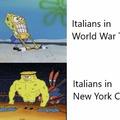 Mussolini was a joke