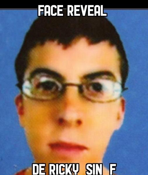 Ricky no te ofendas - meme