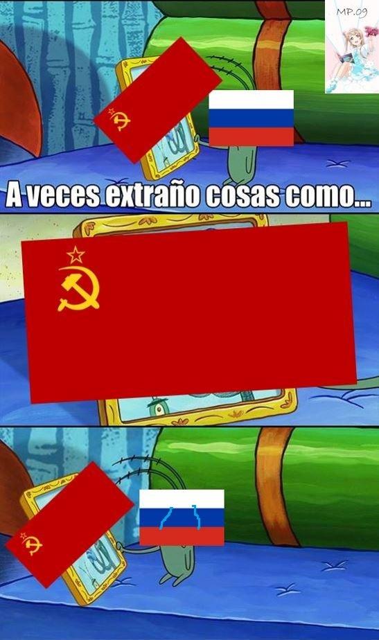 U.R.S.S - meme