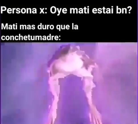 Mati - meme