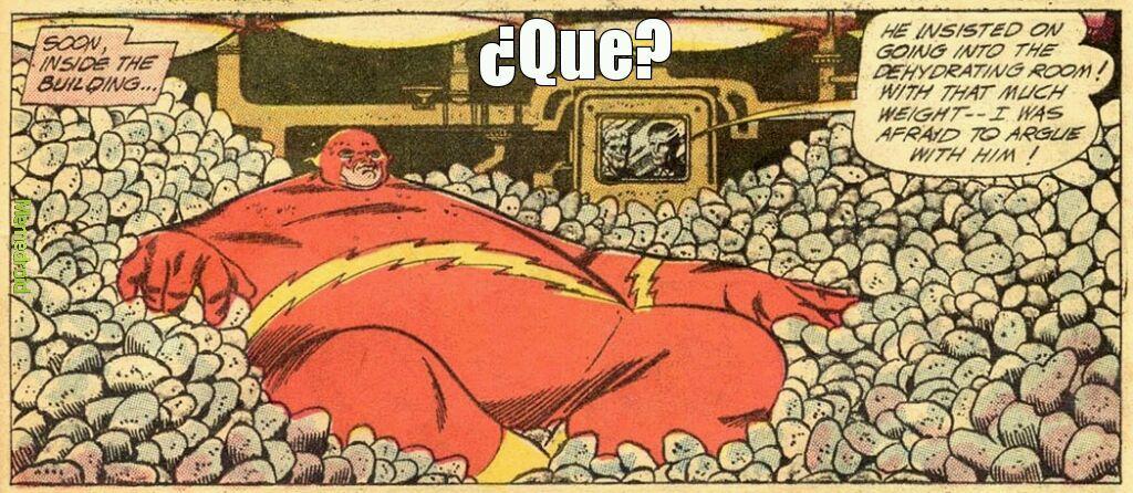 Porque DC? - meme