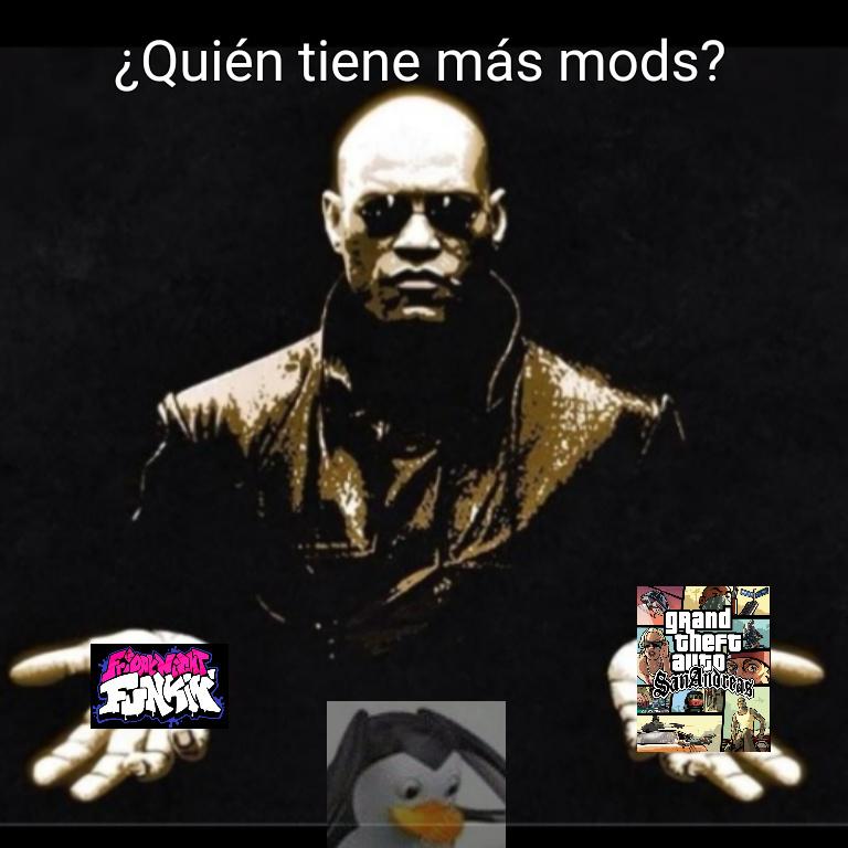 Me gustan los dos juegos - meme