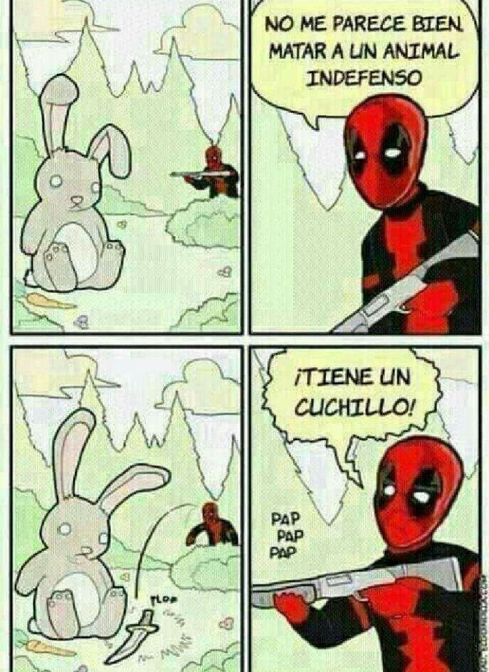 Al conejo no - meme