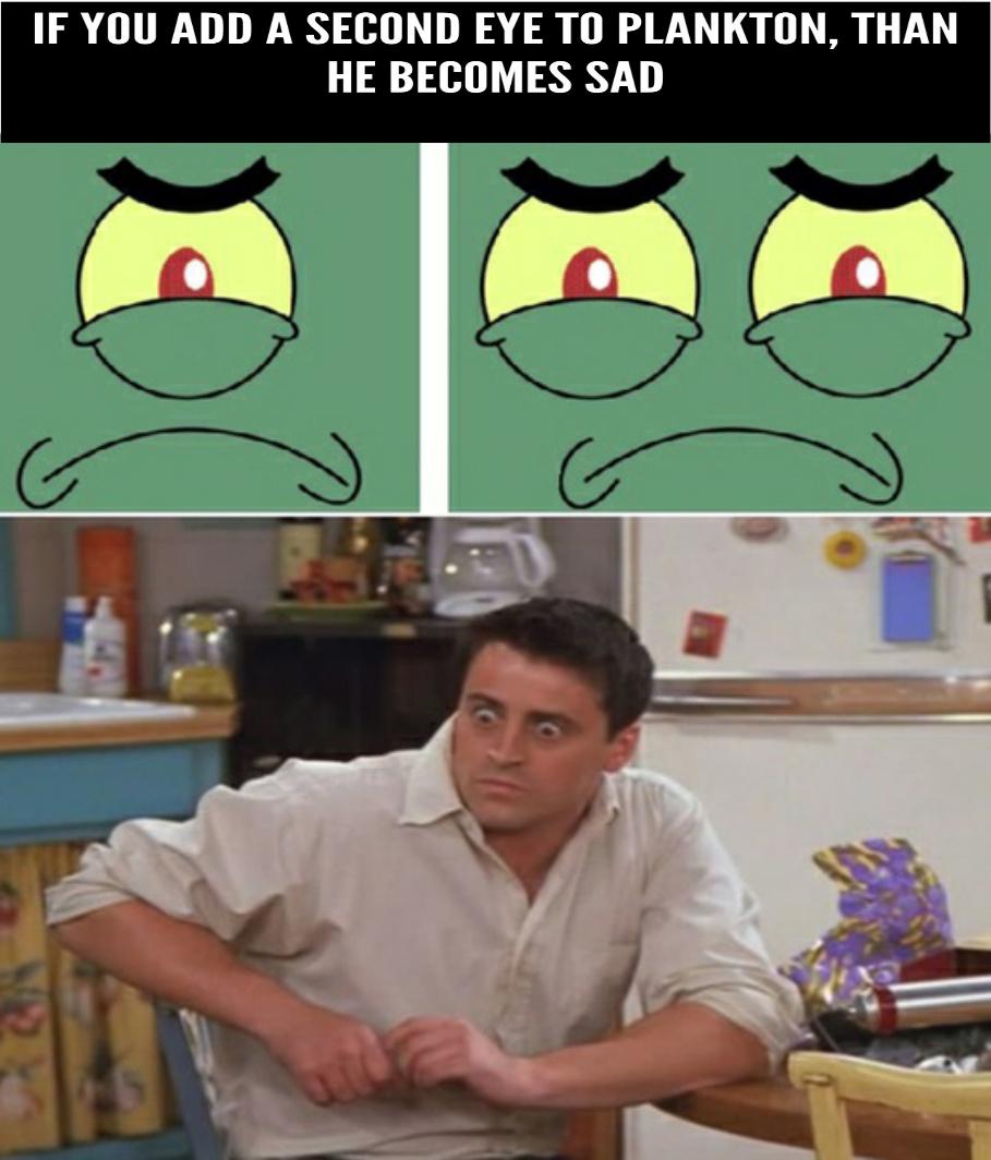 Sad tho - meme