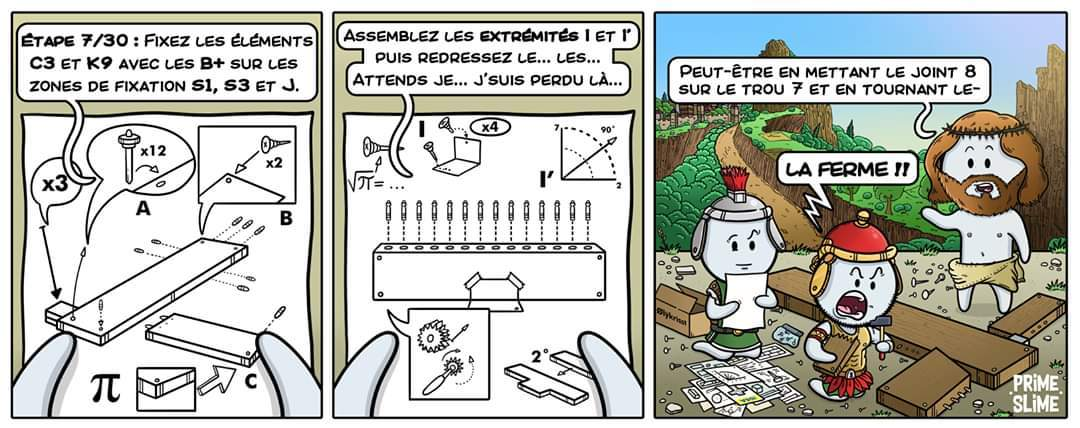 134 ème strip de prime smile - meme