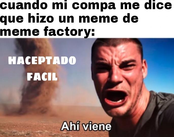Buen meme
