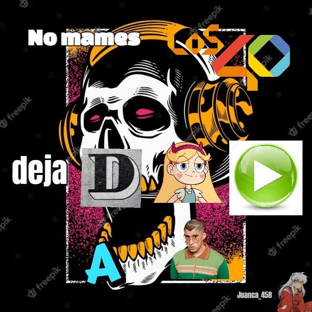 CONTEXTO: Los 40 antes los 40 principales, es una estación de radio de España y Latinoamérica líder en música pop en español e inglés, pero en ocasiones, sobrexplota el reggaetón - meme