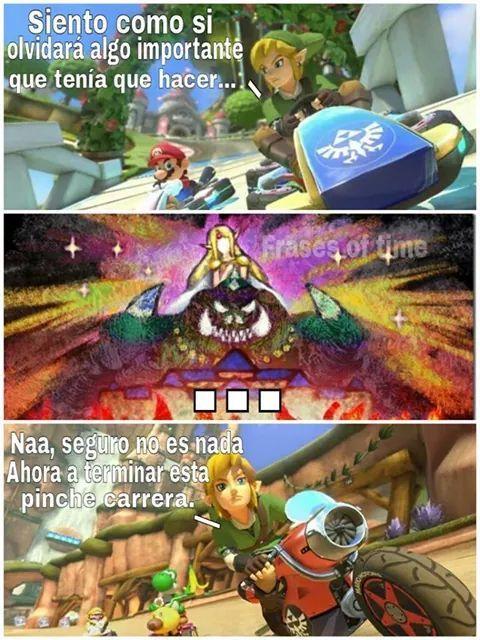 Link! - meme