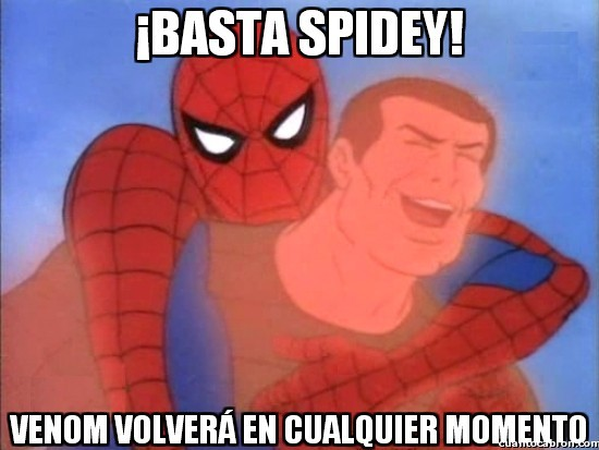 Spidey - meme
