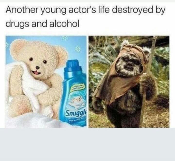 Sad..  KIDS,  DONT DO DRUGS - meme