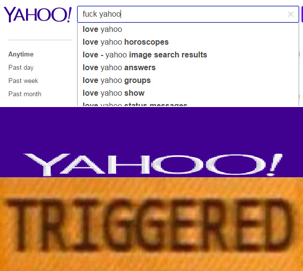 fuck this search bar, seriously - meme