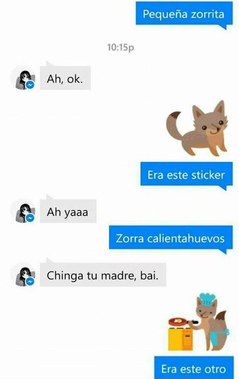 Zorra >:c - meme