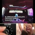 El dinusaurio anacleto