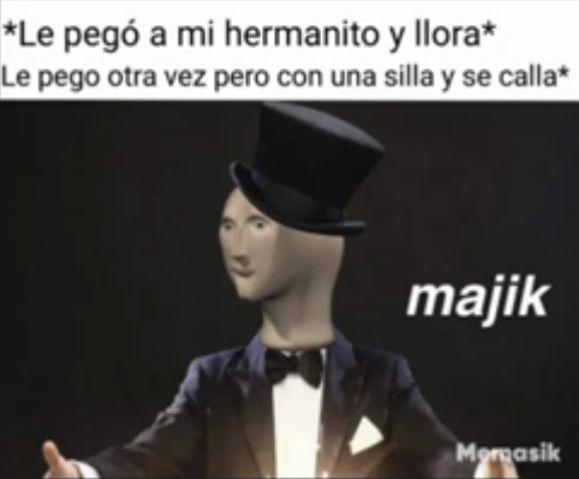Majic - meme