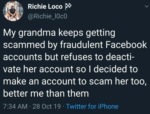 Richie Loco is funny - meme
