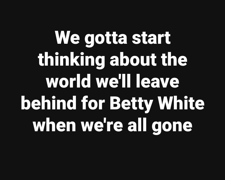 Betty White the next confirmed vampire - meme