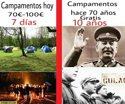 Pal gulag - meme