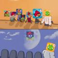 bad piggies es el unico juego de los angry birds clasicos que quedo vivo :okay: aunque es un juegazo :son: (me falto angry birds star wars 2, aunque es un buen juego tambien :happy)