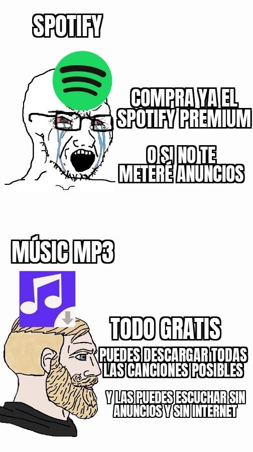 Música. - meme