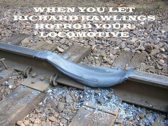 Hot Rod Locomotive - meme