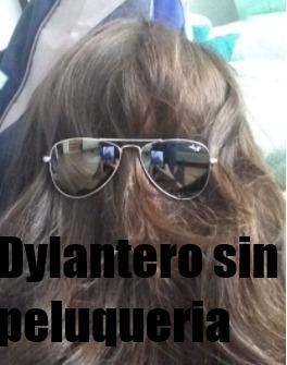 dylantero sin peluquería - meme