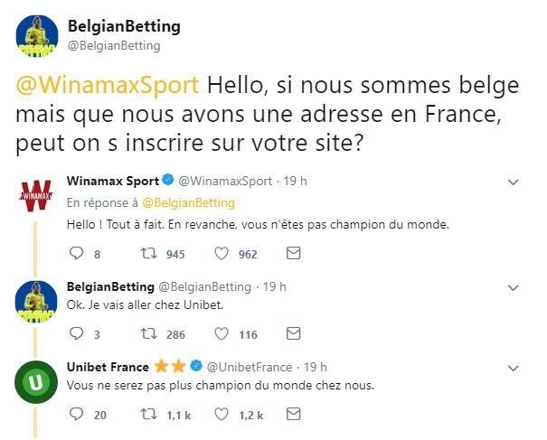 recherche respect… mais pas en Belgique :) - meme