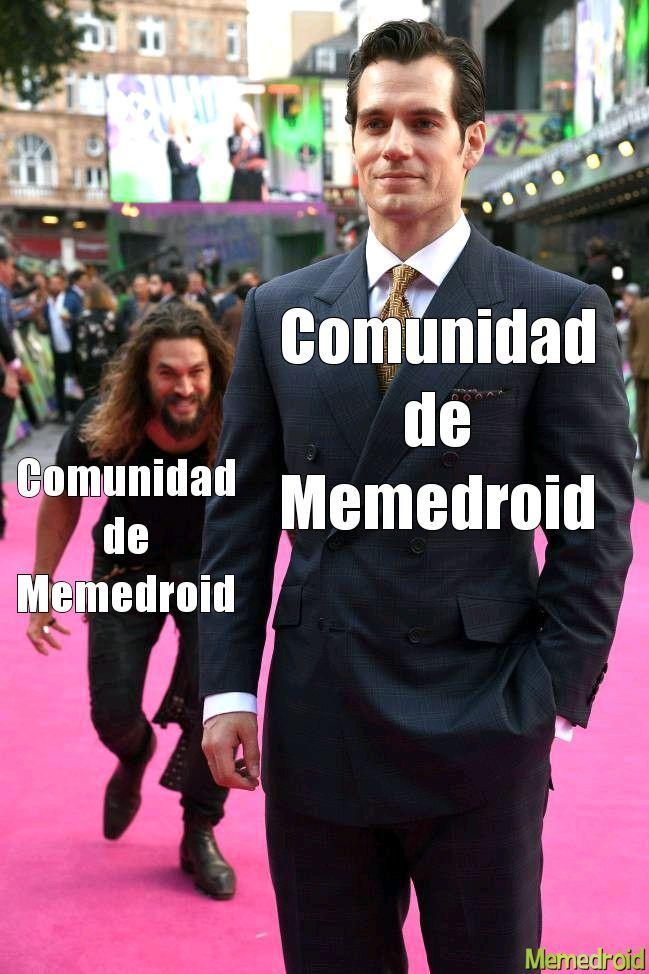 Comunidad de Memedroid