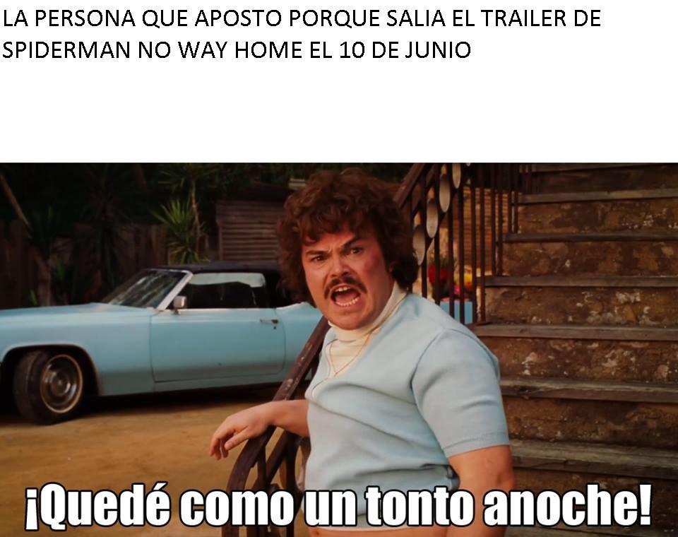NO SALIO - meme