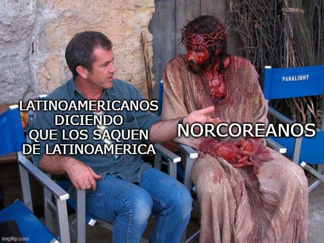 latinoamerica es lindo, admitanlo. - meme