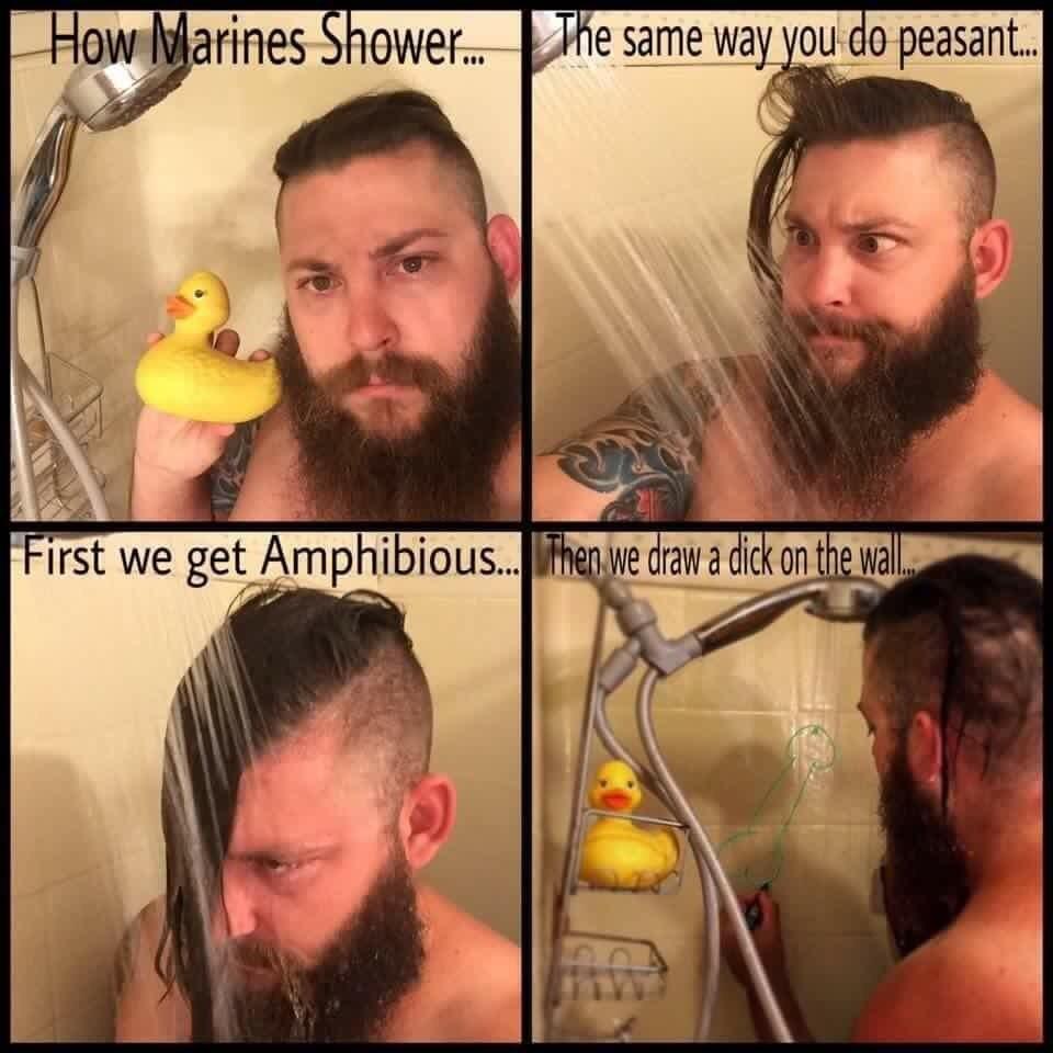 Semper Fi - meme