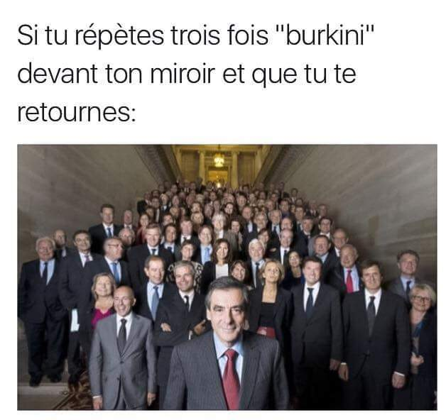 Burkini - meme