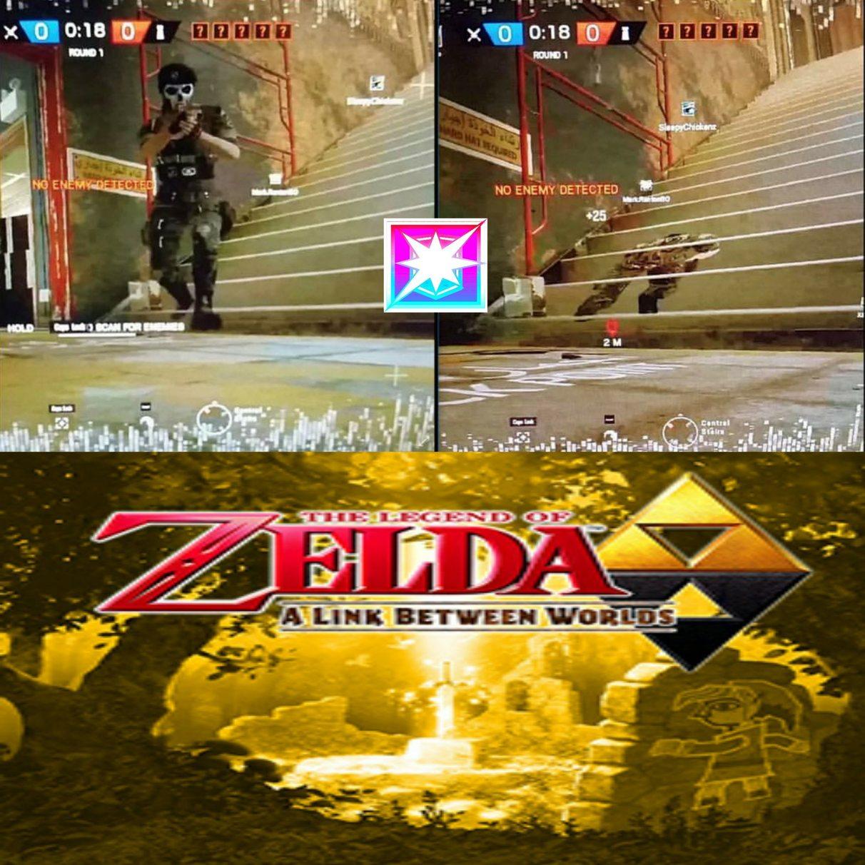 Esta fusión de Nintendo y Ubisoft es mejor que la de Mario y los Rabitts - meme