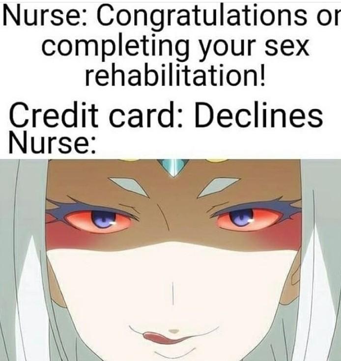 Nurse Joy - meme