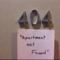 reload apartment to enter