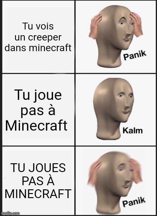 Creepers - meme