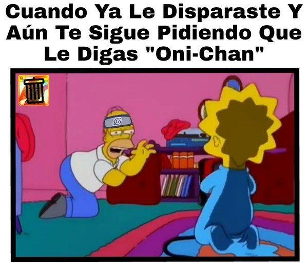 Onii chan!!! - meme