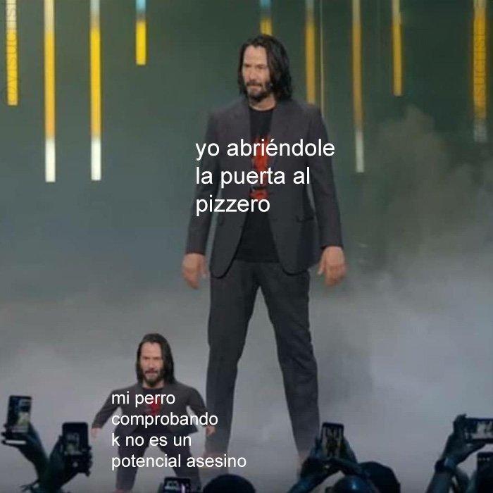 Fiesta de positivos - meme