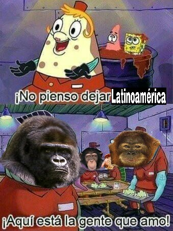 Atrás hay un argentino - meme