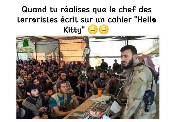Hello Kitty - meme